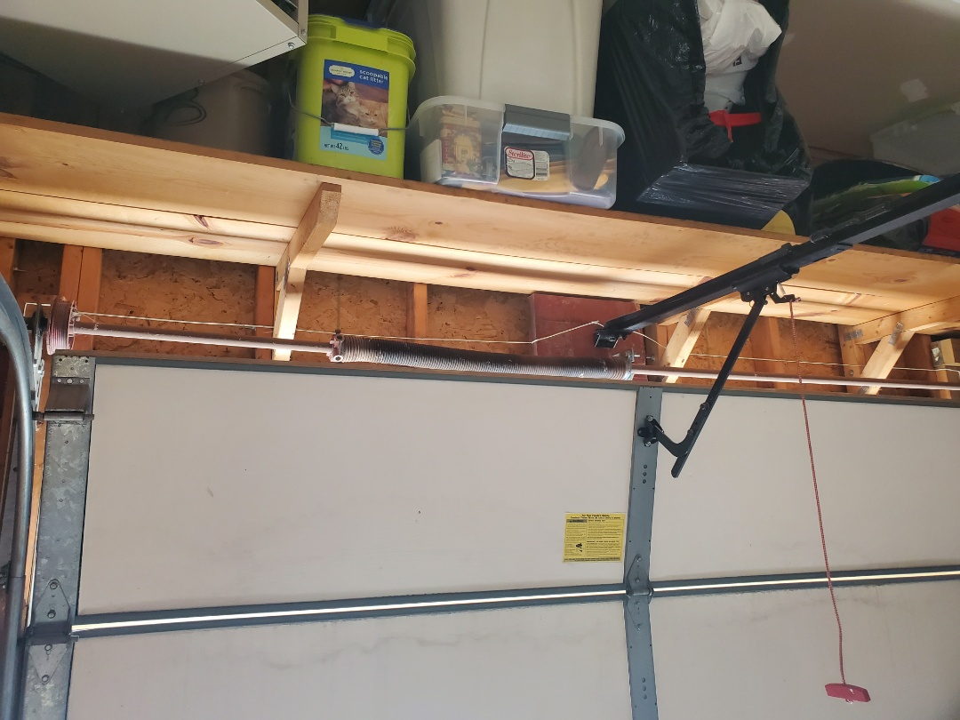 Garage Door Service garage door repair broken spring replacement Saint Paul Minnesota