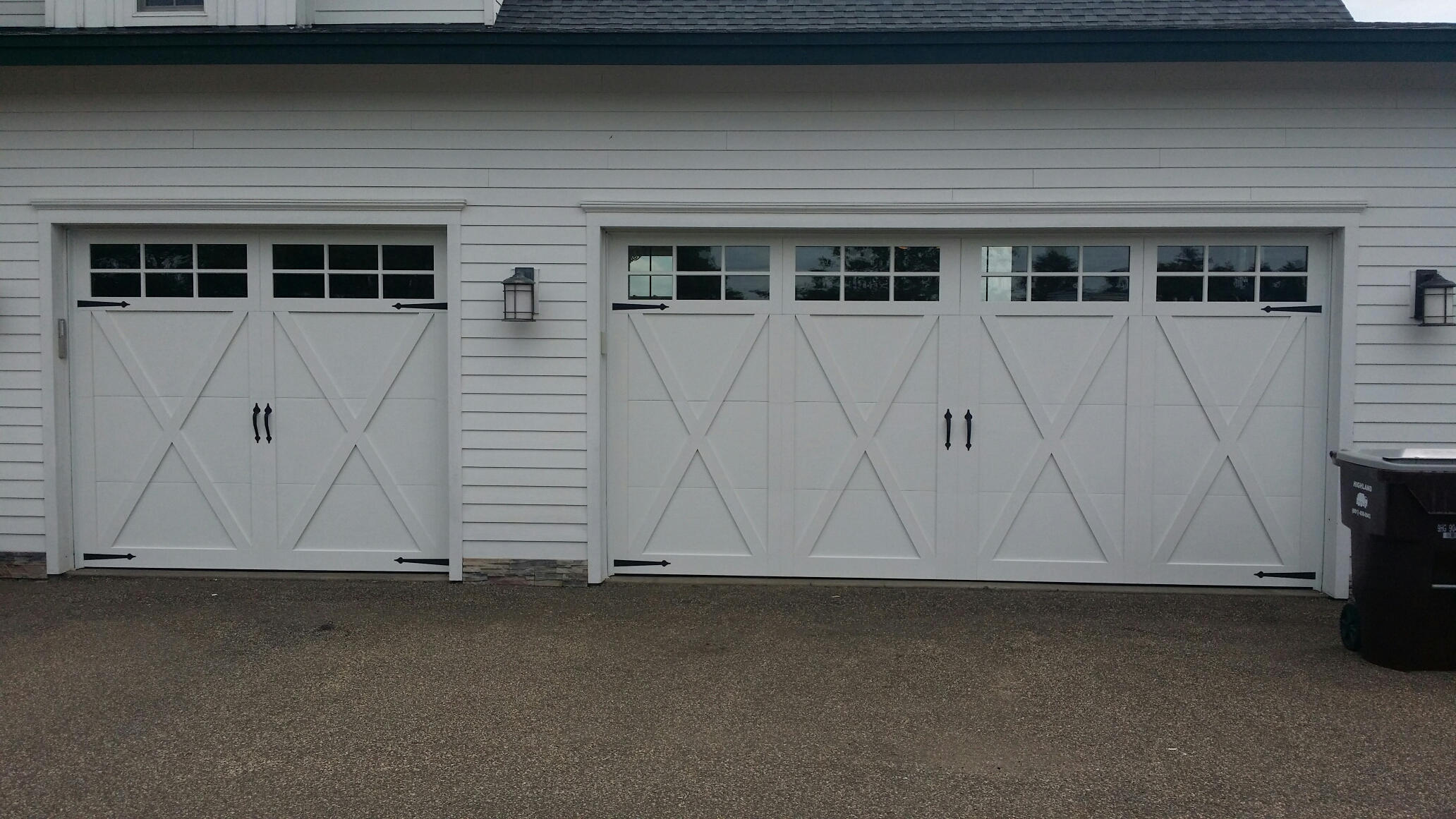 windows awesome insulated garage dimensions regard clopay to doors with x door design idea