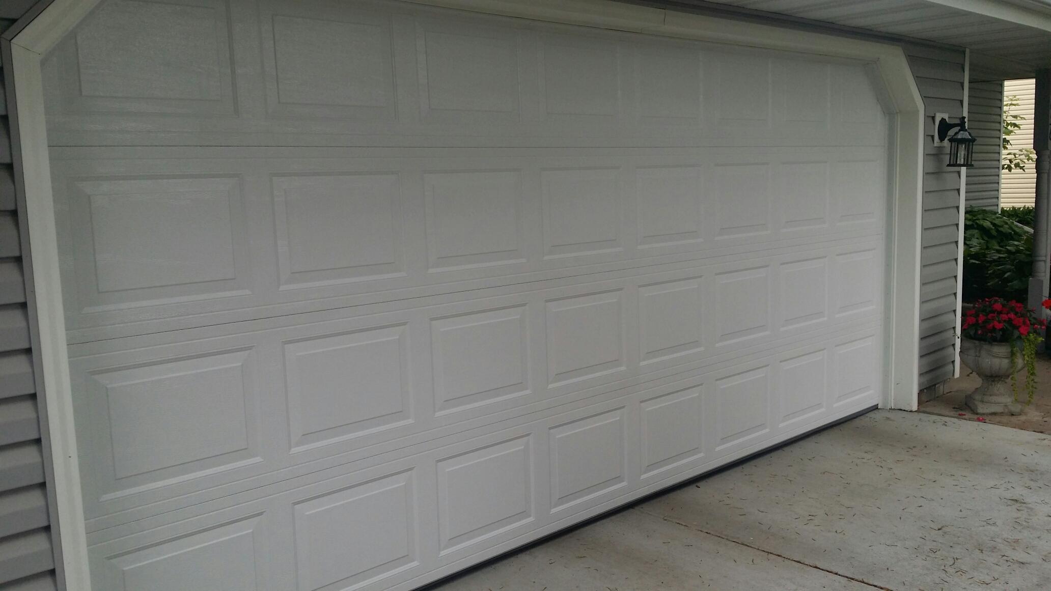 Real time service area for all american garage door co for 16 x7 garage door