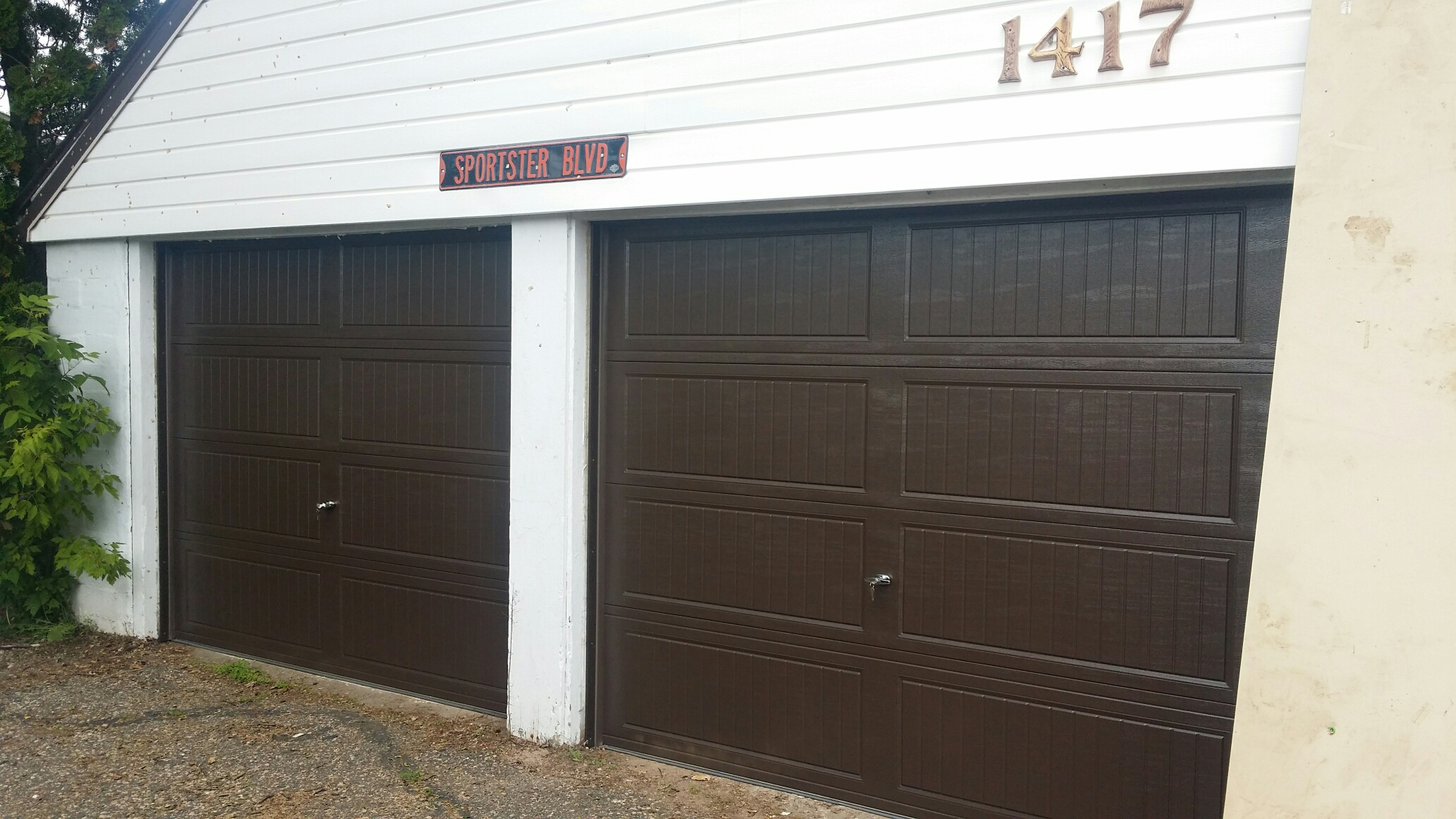 Real Time Service Area For All American Garage Door Co