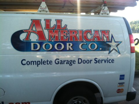Crystal, MN - Ben just finished a minor garage door operator repair in Crystal, MN.