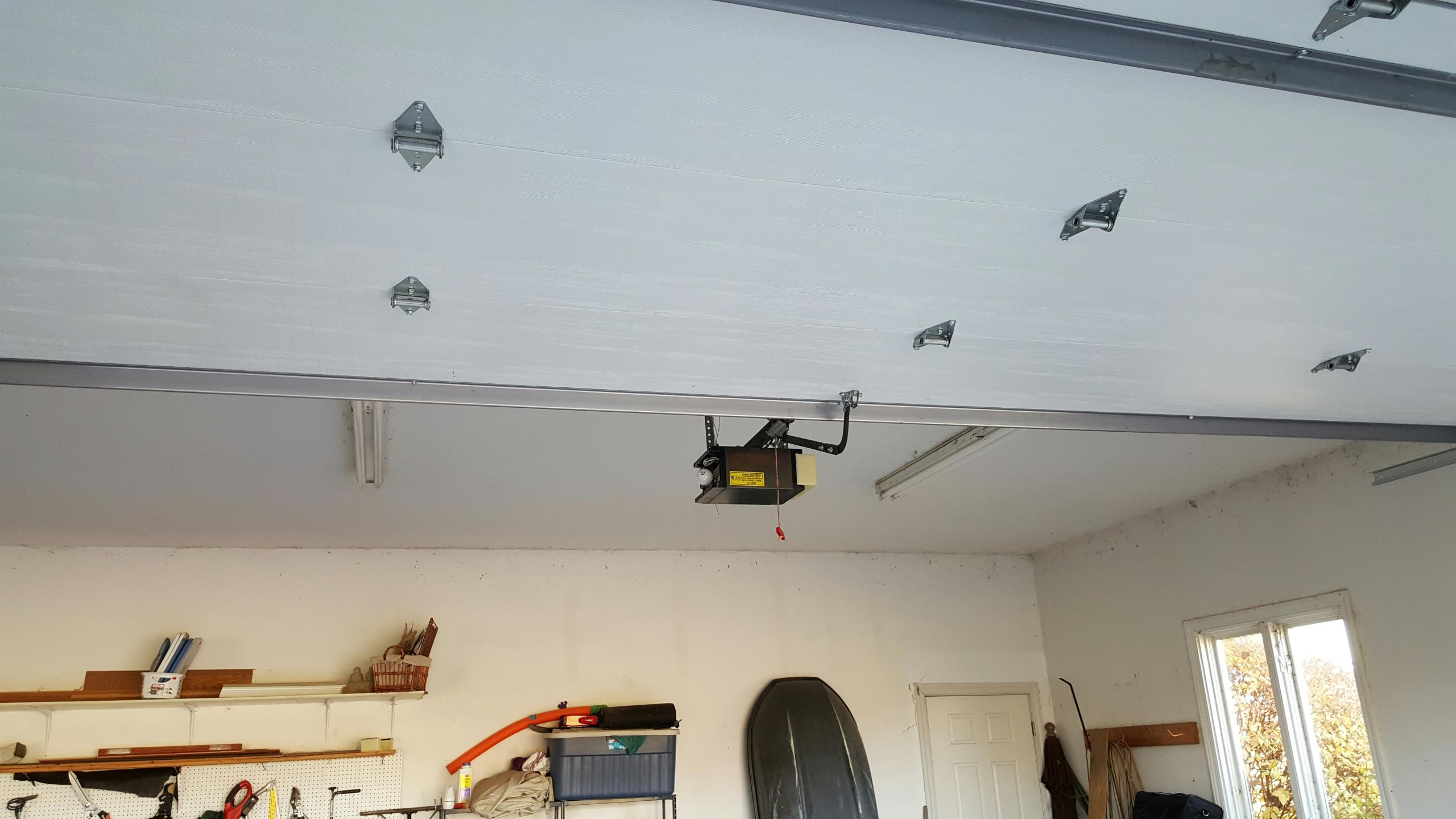 Dayton, MN - Garage door opener tune up