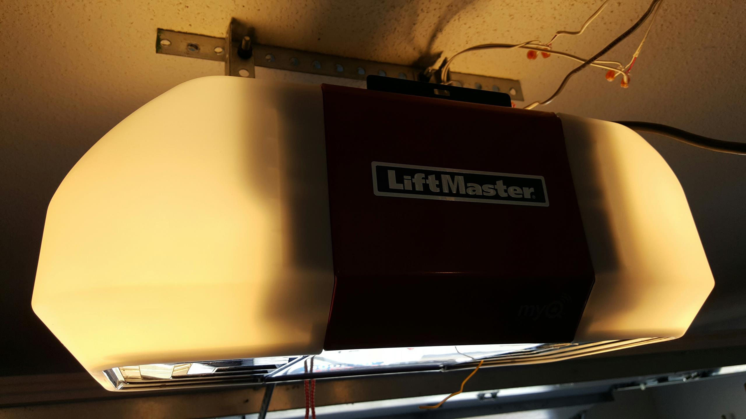 Lakeland, MN - Garage door service garage door opener replacement Liftmaster belt drive