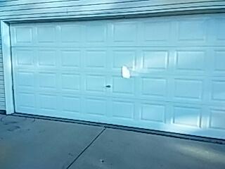 Maplewood, MN - Crashed door. Free garage door estimates