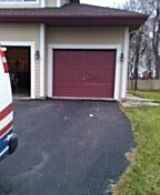 Chaska, MN - Install garage door opener purchased by homeowner