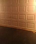 Inver Grove Heights, MN - Damaged garage door opener replacement