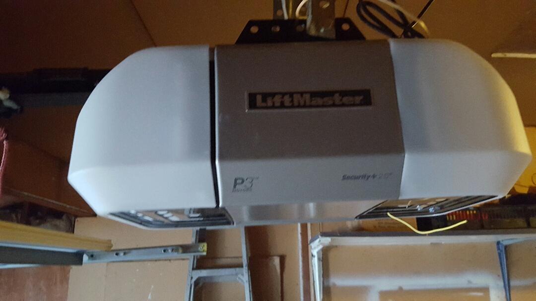 Inver Grove Heights, MN - Jeremy installed new liftmaster garage door opener