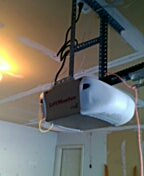 Chanhassen, MN - Garage door opener installation garage door opener replacement garage door service