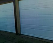 Spring Lake Park, MN - Garage door and opener replacement