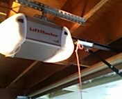 Inver Grove Heights, MN - Install new LiftMaster 8365 chain drive opener for garage door