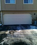Osseo, MN - Garage door replacement