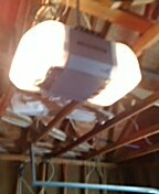 Excelsior, MN - Replaced 1993 craftsman operator with LiftMaster8355 belt drive garage door opener.