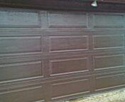 South Saint Paul, MN - Garage door replacement new garage door