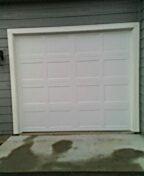 Chaska, MN - New garage door installation