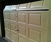 New Brighton, MN - Garage door replacement quote