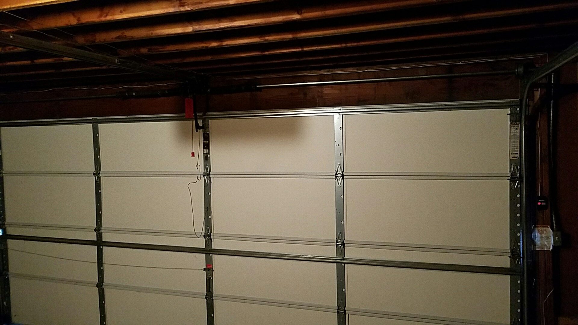 Hopkins, MN - Did a garage door tune up