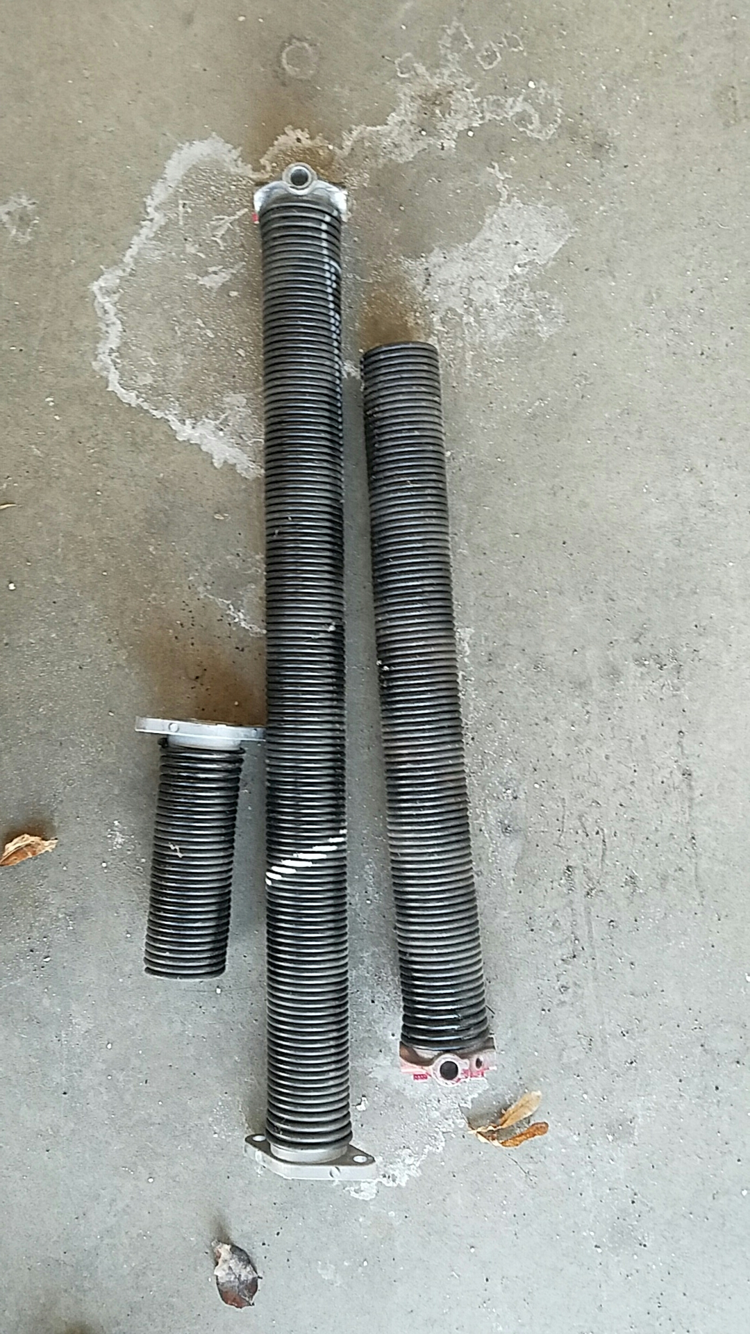 Osseo, MN - Replaced garage door Springs