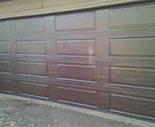Andover, MN - Garage door and opener installation
