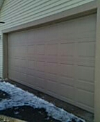Long Lake, MN - Rory installed a garage door in Cottage Grove, MN