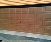 Brooklyn Park, MN - Free estimate for garage door replacement