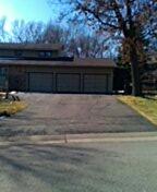 Arden Hills, MN - Garage door replacement