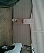 White Bear Lake, MN - Rory and Jeremy installed 2 garage doors and a postmaster in Excelcier, MN.
