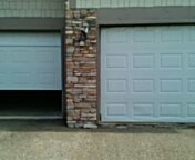 Plymouth, MN - Replacement quote double and single garage door