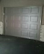 White Bear Lake, MN - Rory installed a garage door in Osseo, MN.