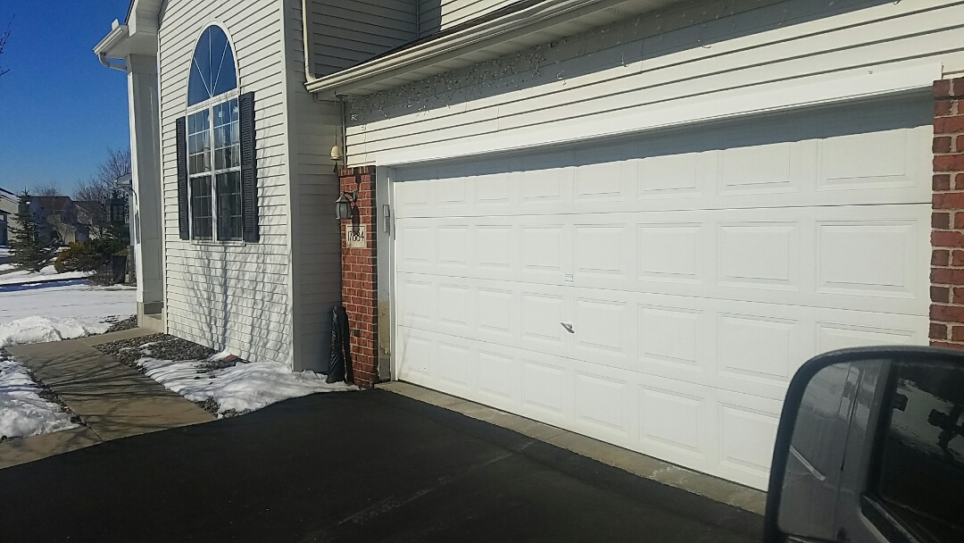 Maple Grove, MN - Garage door repair garage door replace broken Springs