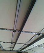 Chaska, MN - Reinforce broken panel with strut