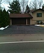 White Bear Lake, MN - Estimate for garage door replacement