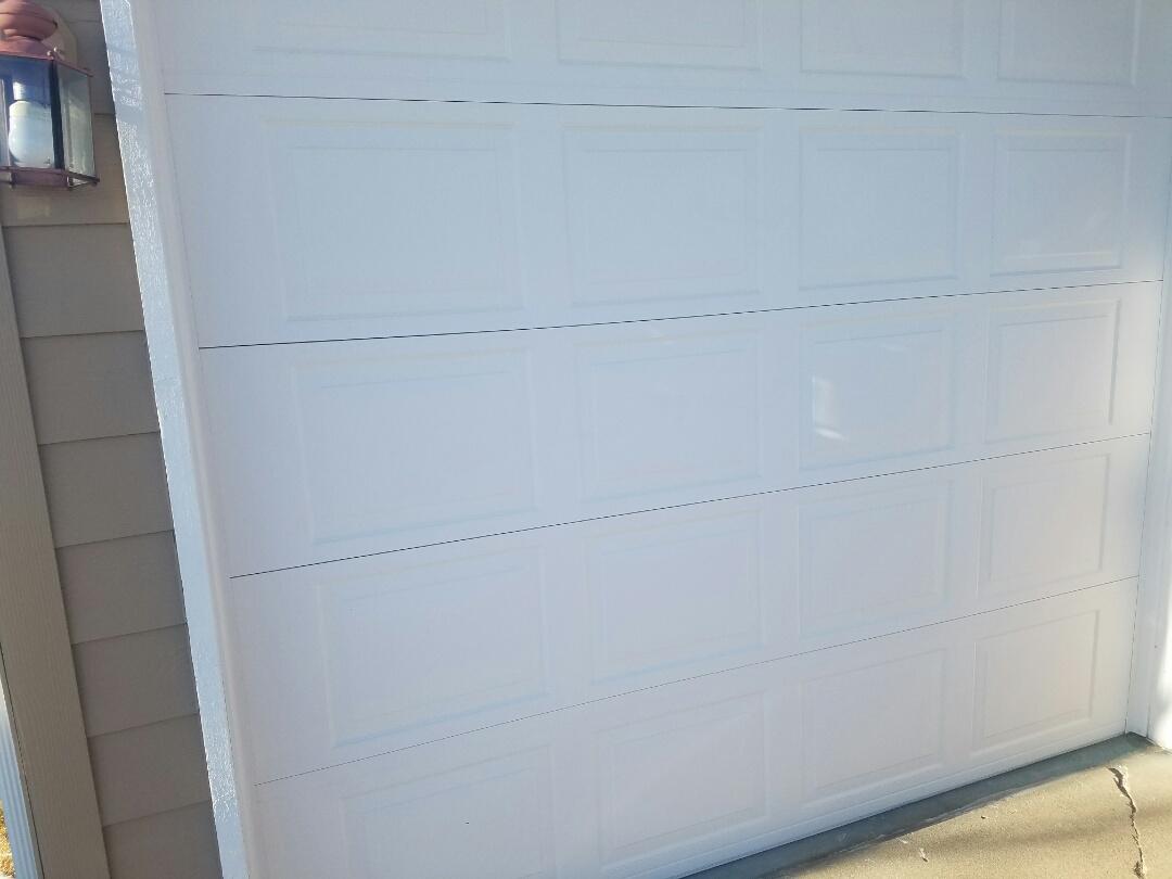 Shoreview, MN - Garage door broken spring torsion spring replacement Saturday service Eden Prairie Minnesota