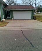 South Saint Paul, MN - Garage Door Service roller replacement