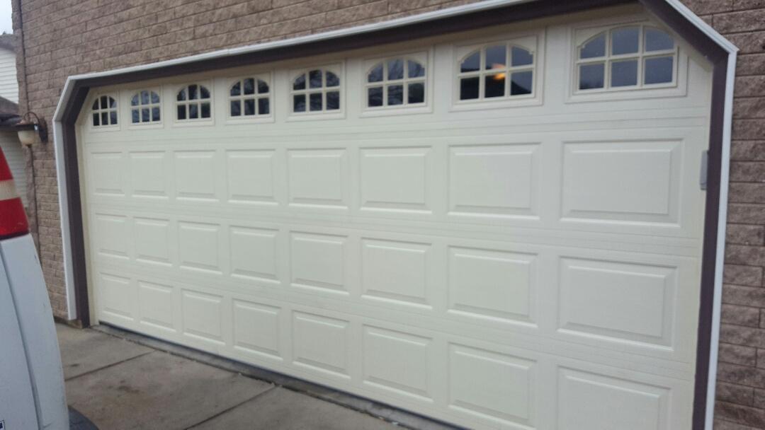 Cottage Grove, MN - Jeremy installed new garage door
