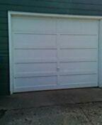 Bloomington, MN - Door Service Garage Door section replacement