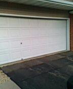 Lakeville, MN - Garage door service, rehang garage door opener