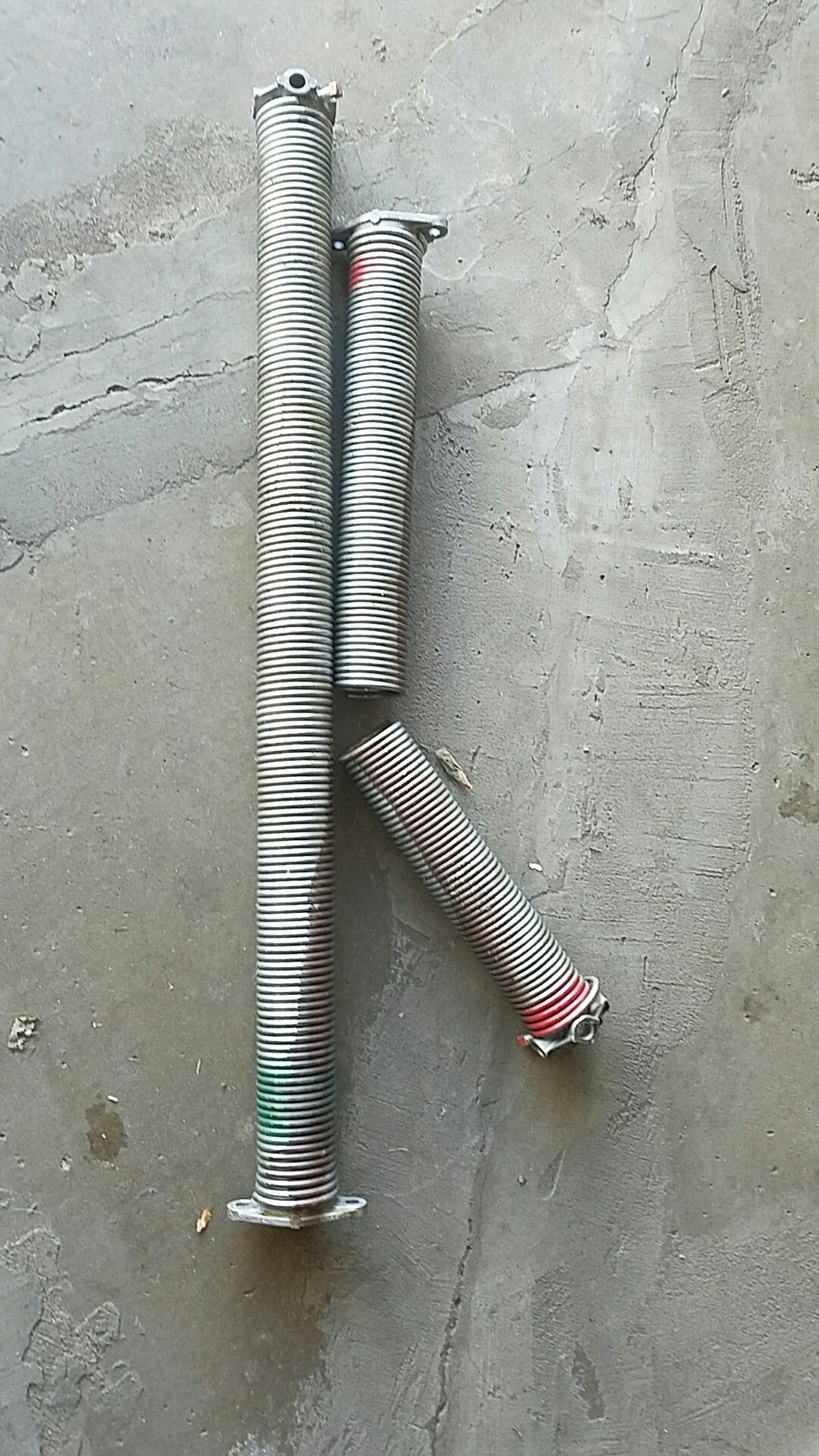 Maple Grove, MN - Replaced garage door Springs