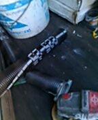 Apple Valley, MN - Garage door service. Replaced torsion springs