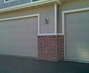 Rosemount, MN - Garage door and opener replacement