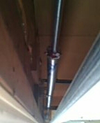 Apple Valley, MN - Garage door service, Full torsion spring conversion.