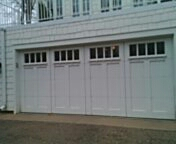 Wayzata, MN - Garage door and garage door opener service garage door safety eye replacement