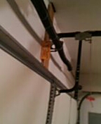 Woodbury, MN - Garage door service replace torsion springs and end bearings