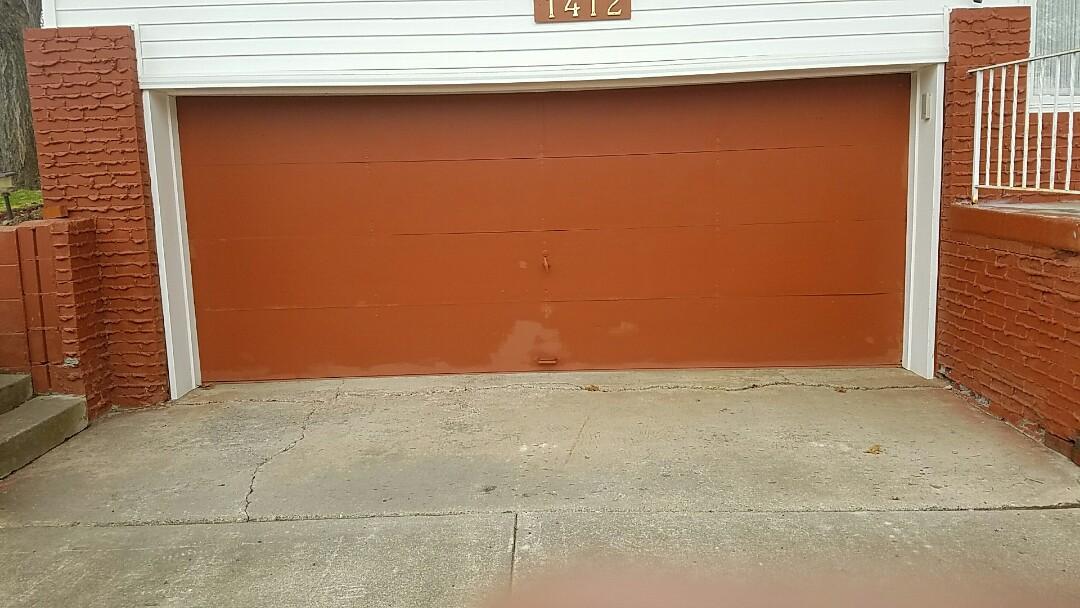Andover, MN - Garage door free estimate