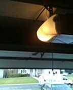 Lakeville, MN - Garage door service replace hinges and circuit board