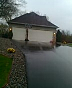 Lakeville, MN - Garage door service replace torsion springs and end bearings