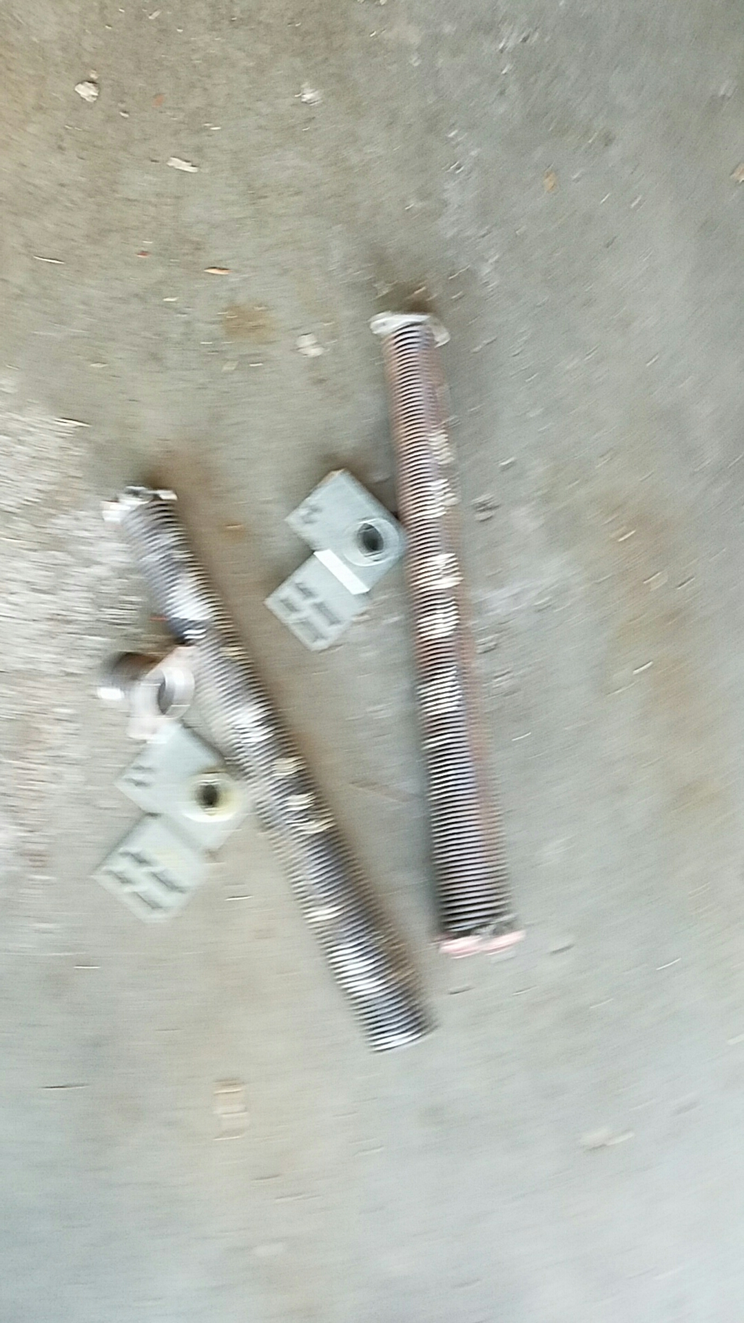 Maple Grove, MN - Replaced garage door Springs and end bearings