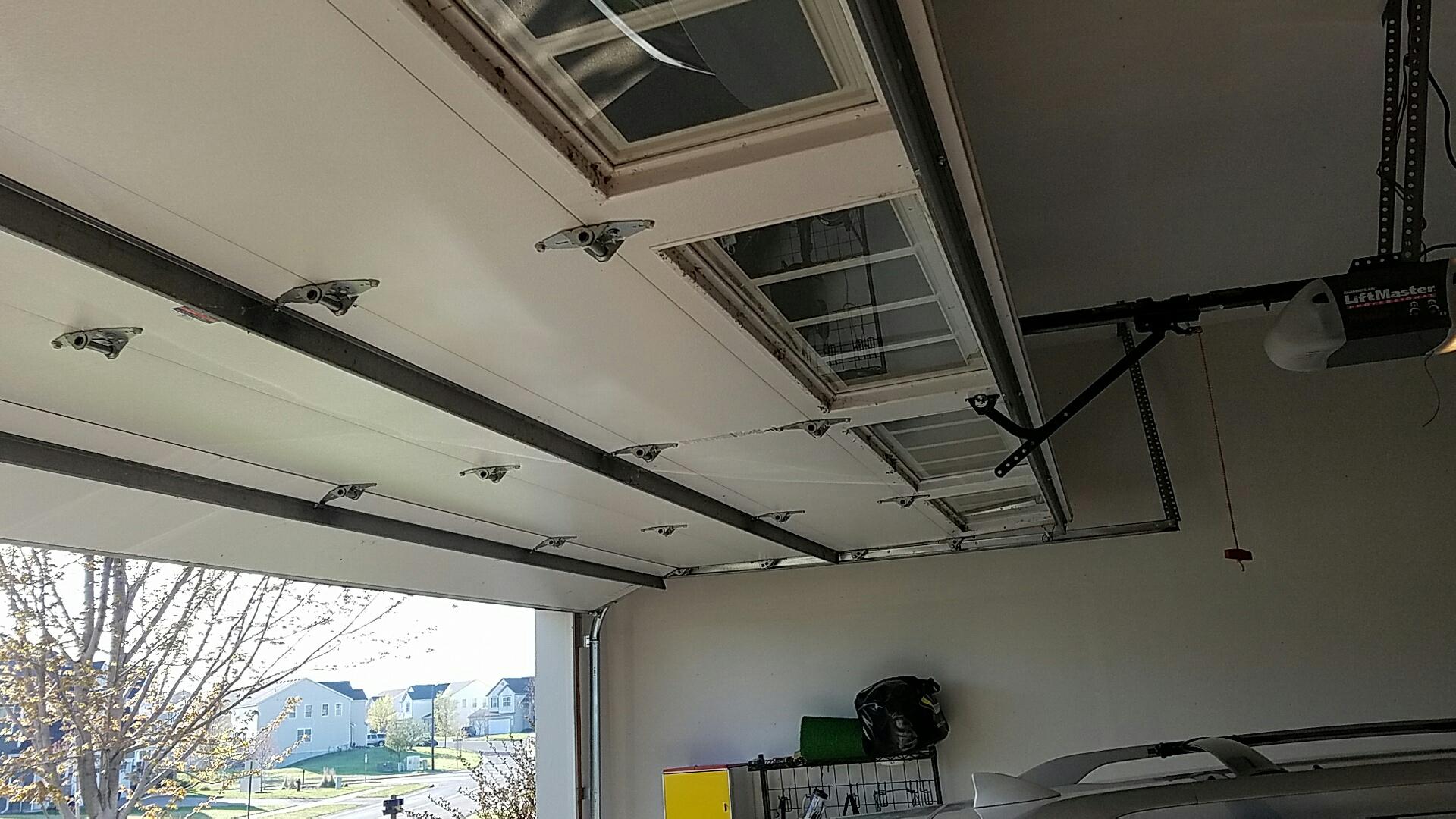 Maple Grove, MN - Garage door tune up