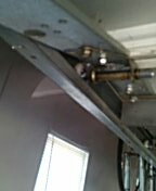 Farmington, MN - Garage door service replace torsion springs, end bearings and rollers. General tune up