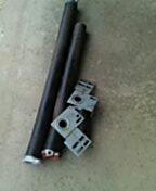 Inver Grove Heights, MN - Garage door service replace torsion springs and end bearings. Garage door tune up