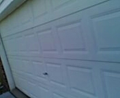 Savage, MN - Garage door service replace torsion springs and add a reinforcement strut